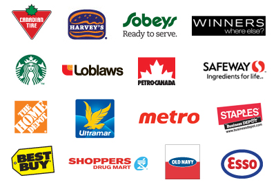FundScrip Retailers